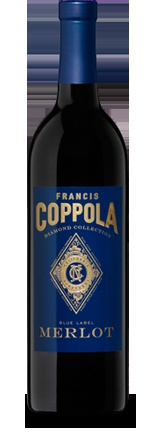 Merlot - my fave in the Coppola wines.  I love it with a spinich chicken salad.