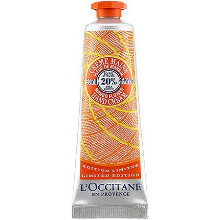L'Occitane Mango Flower Hand Cream | Sephora $12