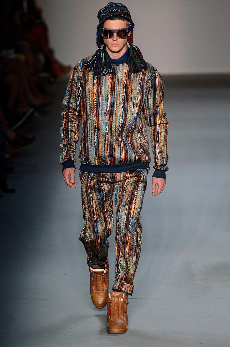 Ethnically Printed Menswear #mensfashion #casual