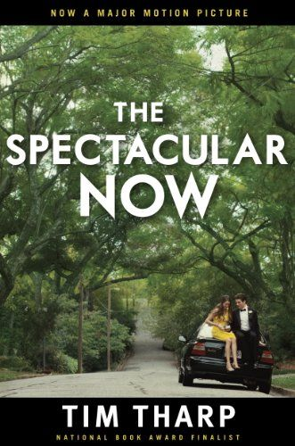 The Spectacular Now by Tim Tharp (294) SUTTER KEELY. HE'S the guy you want at your party. He'll get everyone dancing. He' ll get everyone in your parents' pool. Okay, so he's not exactly a shining academic star. He has no plans for college and will probably end up folding men's shirts for a living. But there are plenty of ladies in town, and with the help of Dean Martin and Seagram's V.O., life's pretty fabuloso, actually.  Until the morning he wakes up on a random front lawn, and he meets…