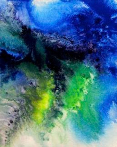 Creations of Another Kind, 11 x 15 in., Watercolour, Sold