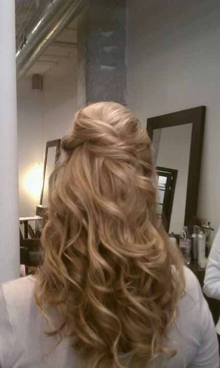 Wedding hair - yes!