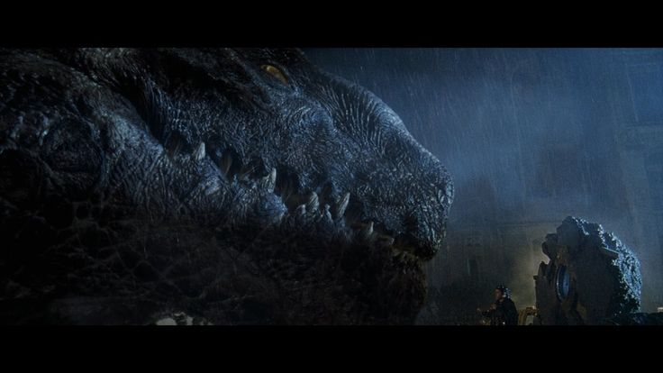 Godzilla 1998 Mini Series The Production of the Fim