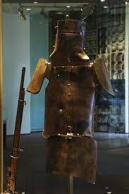 ned kelly - armour