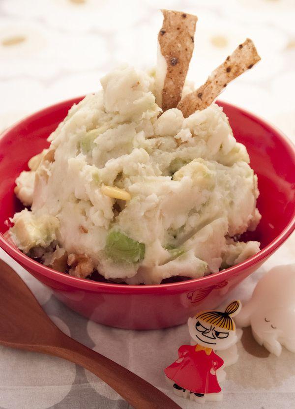 山芋とアボカドのポテトサラダ by Pincorokatte | レシピサイト「Nadia ...