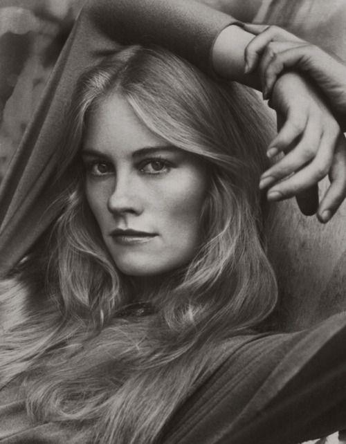 Cybill Shepherd-an inspiring actress, and quite beautiful.