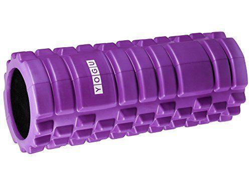 "Massage Roller For Yogu (Purple 13"")"