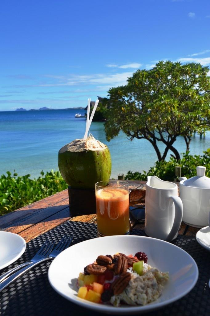 Fiji (Breakfast, Likuiku Lagoon Resort) - Travel Habit