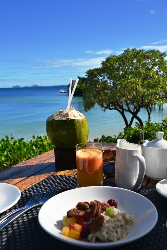 Fiji (Breakfast, Likuiku Lagoon Resort) - Travel Habit