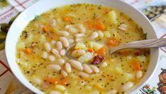 Fazolová polévka jako od babičky s úžasně lahodnou chutí! | Vychytávkov