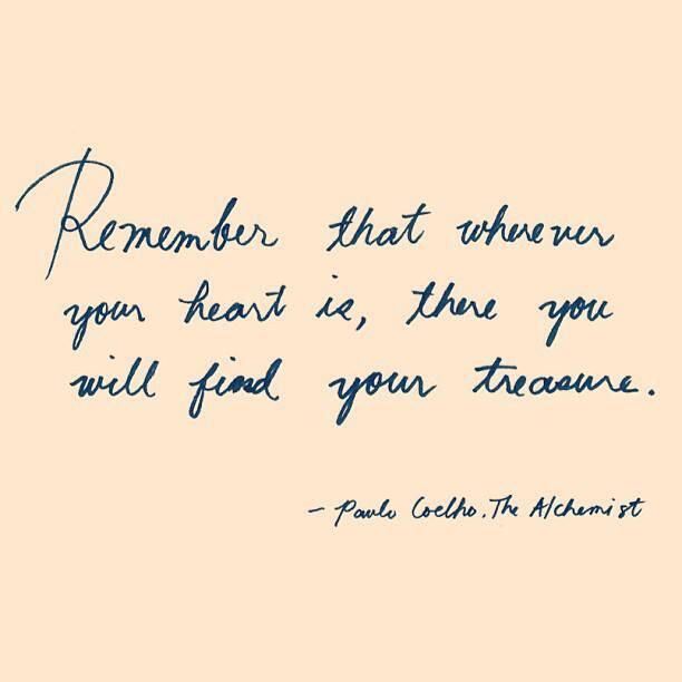 Twitter / kytherline: Paulo Coelho, The Alchemist ...