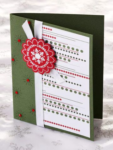 178 best Handmade Christmas Cards images on Pinterest Handmade - blank xmas cards