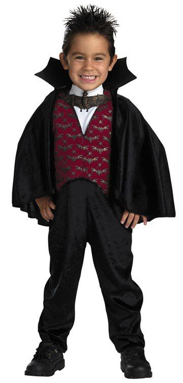 little cutie!! Little Count Toddler Vampire Costume #Halloween #kids #costume