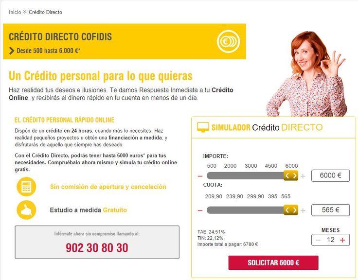 prestamos rapidos de 6000 euros sin nomina ni avales