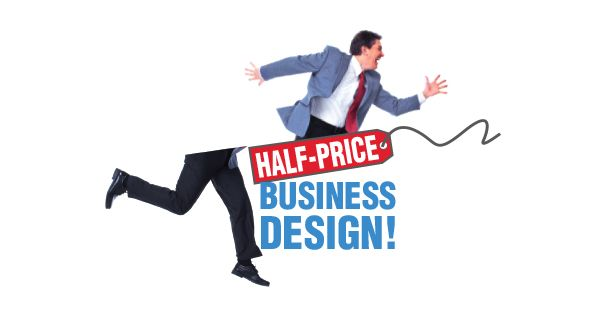 HALF-PRICE BUSINESS ARTWORK FOR MAY 2014! This exclusive new offer from Martin Print is available right across our product range, from Business Cards to Flyers, from Post Cards to Car Sign Magnets.  100% original new marketing designs crafted just for you and your business by experienced professionals.  Pay just 50% of the artwork fees for each and every results-driven new design you order. (Usually $65). Offer ends on 30th May 2014. Available on all products excluding our Logo Design…