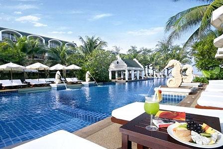 Phuket Graceland Resort & Spa, Phuket. I went there last year it's the best holiday EVER!!!!!
