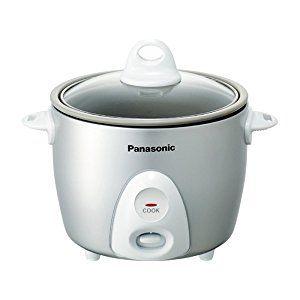 Panasonic rice cooker width=