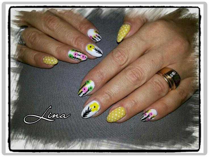 Spring nails!!!