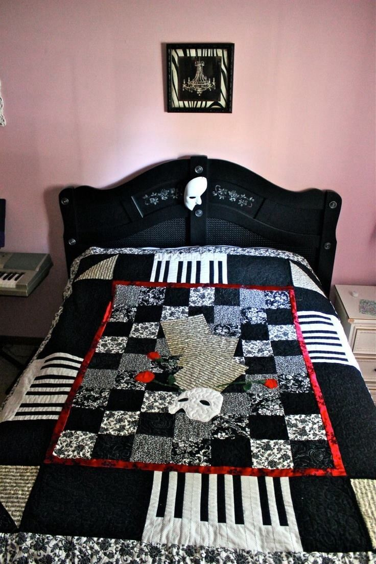 17 best images about phantom of the opera fan on pinterest for Broadway bedroom ideas