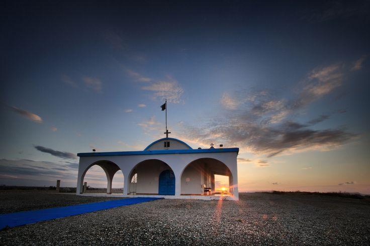 The Church of Aglia Thekla