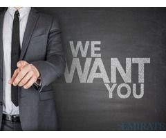 Hiring staff for Sales Technician Manager Jobs in Dubai