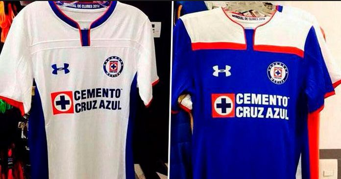 Under Armour presenta los uniformes de Cruz Azul para el Mundial de Clubes