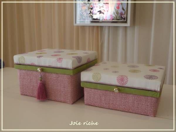 お茶箱レッスン☆ - Joie riche