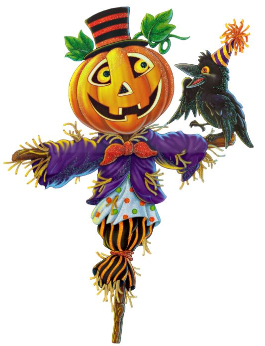 294 best images about 3 fall clipart on pinterest autumn for Animated scarecrow decoration