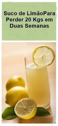 Os 8 Sucos Detox com Limão Para Perder Peso