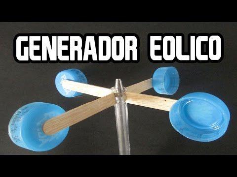 Como Hacer un Generador Eólico casero│PROYECTOS ESCOLARES - https://www.youtube.com/watch?v=_RSG9qrcpR4