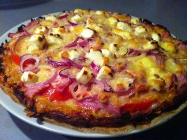 Patavahti: Jauhoton pizza rapealla pohjalla