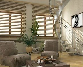 outside fit timber venetian blinds
