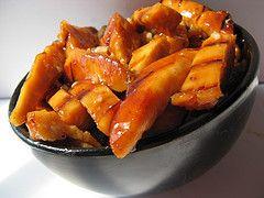 Mandarin Chicken Recipe | Free Online Recipes | Free Recipes