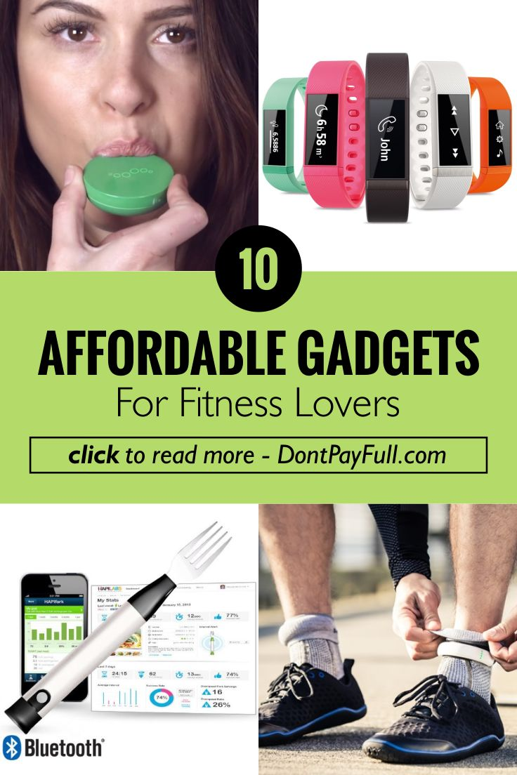 10 Affordable Gadgets For Fitness Lovers - http://www.dontpayfull.com/blog/10-affordable-gadgets-for-fitness-lovers