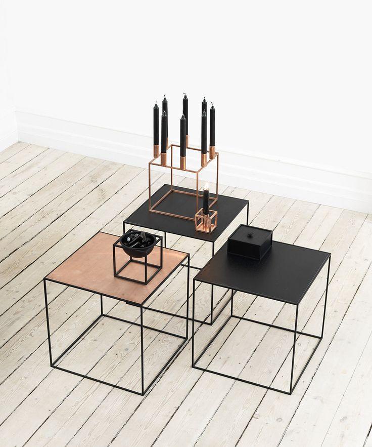 Clara Stil   Twin Table – Design: Mogens Lassens