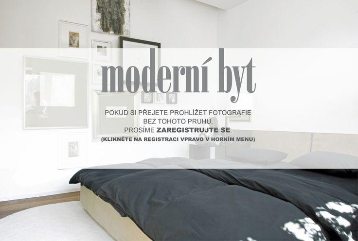 Moderní byt   Jak bydlí architekt Martin Frank