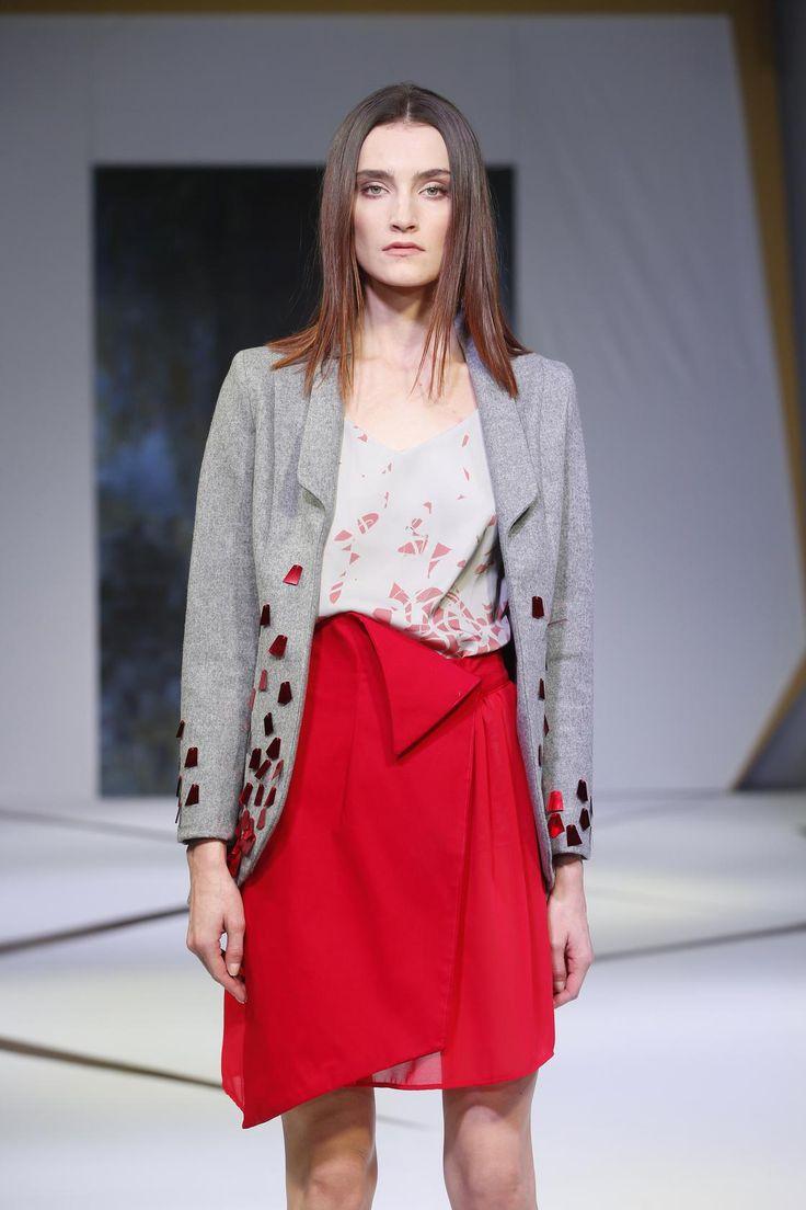 #Magdalena Popiel  #New LOOK Design Refresh  #marynarka