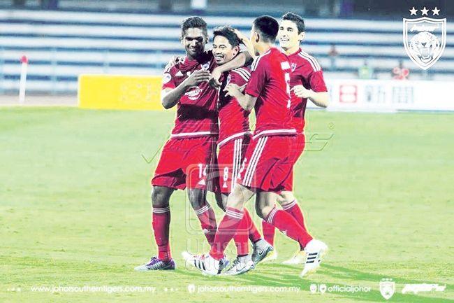 lamiafamilia (MY FAMILY): AFC CUP 2016 : Sepakan Safiq pastikan JDT raih kem...