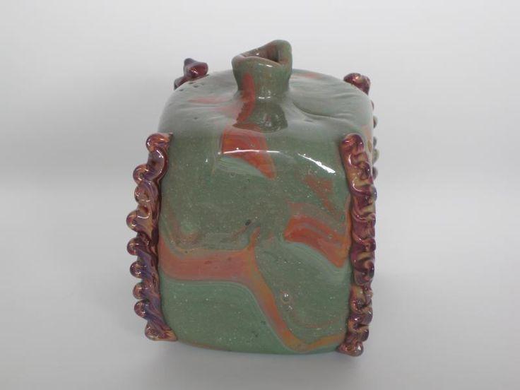Lorenzo Radi. Calcedonio vase. Circa 1850's