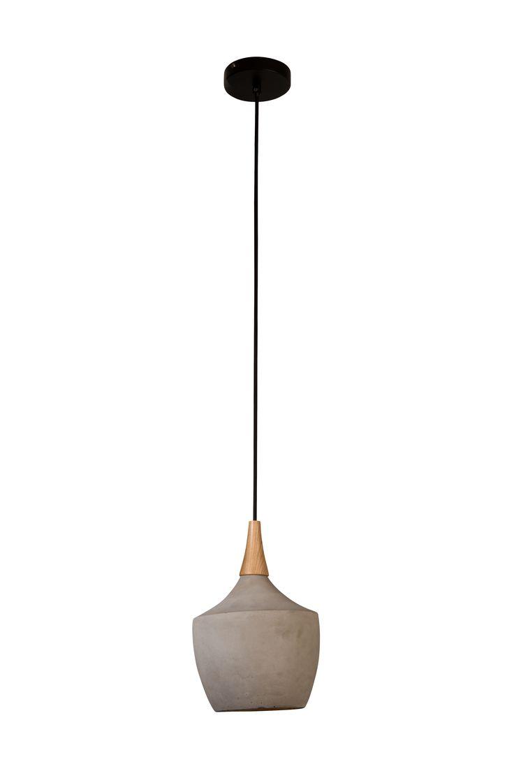 Cradle carafe pendant lamp
