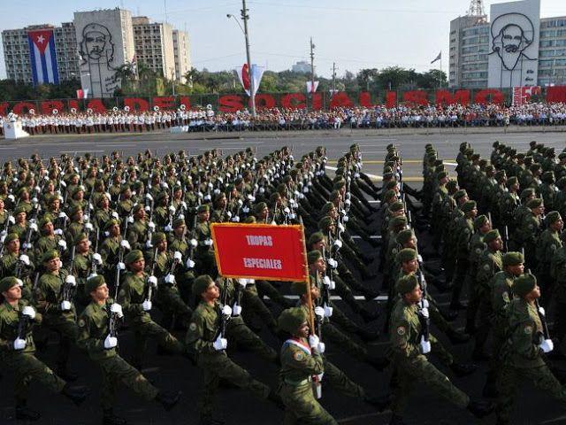 #BASTION: #CUBA PREPARADA ANTE LOS NUEVOS ESCENARIOS ANUNCIA EJERCICIOS MILITARES    Ejercicio Estratégico Bastión 2016 del 16 al 18 de noviembre Como parte de la preparación del país para la defensa del 16 al 18 de noviembre se desarrollará en el territorio nacional el Ejercicio Estratégico Bastión 2016 Como parte de la preparación del país para la defensa del 16 al 18 de noviembre se desarrollará en el territorio nacional el Ejercicio Estratégico Bastión 2016. El mismo tiene como objetivo…
