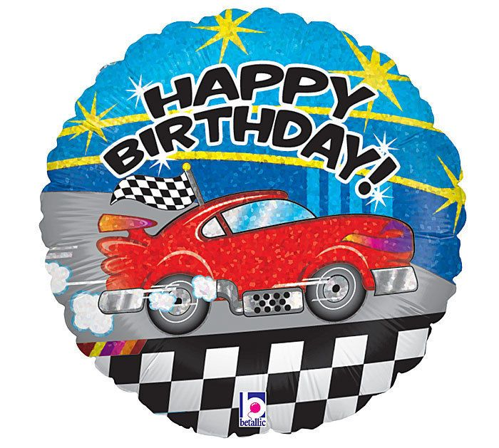 Открытки с днем рождения гонщик