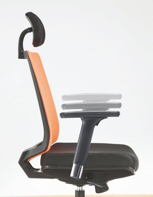 Charmant Modern Computer Chair Racing Seat High Back Swivel Managerial Mesh Office  Chair With Headrest   China
