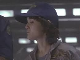 Angelique Rockas as the maintenance woman in `Outland ` directed by Peter Hyams. https://www.youtube.com/watch?v=utDOOwI7ErM