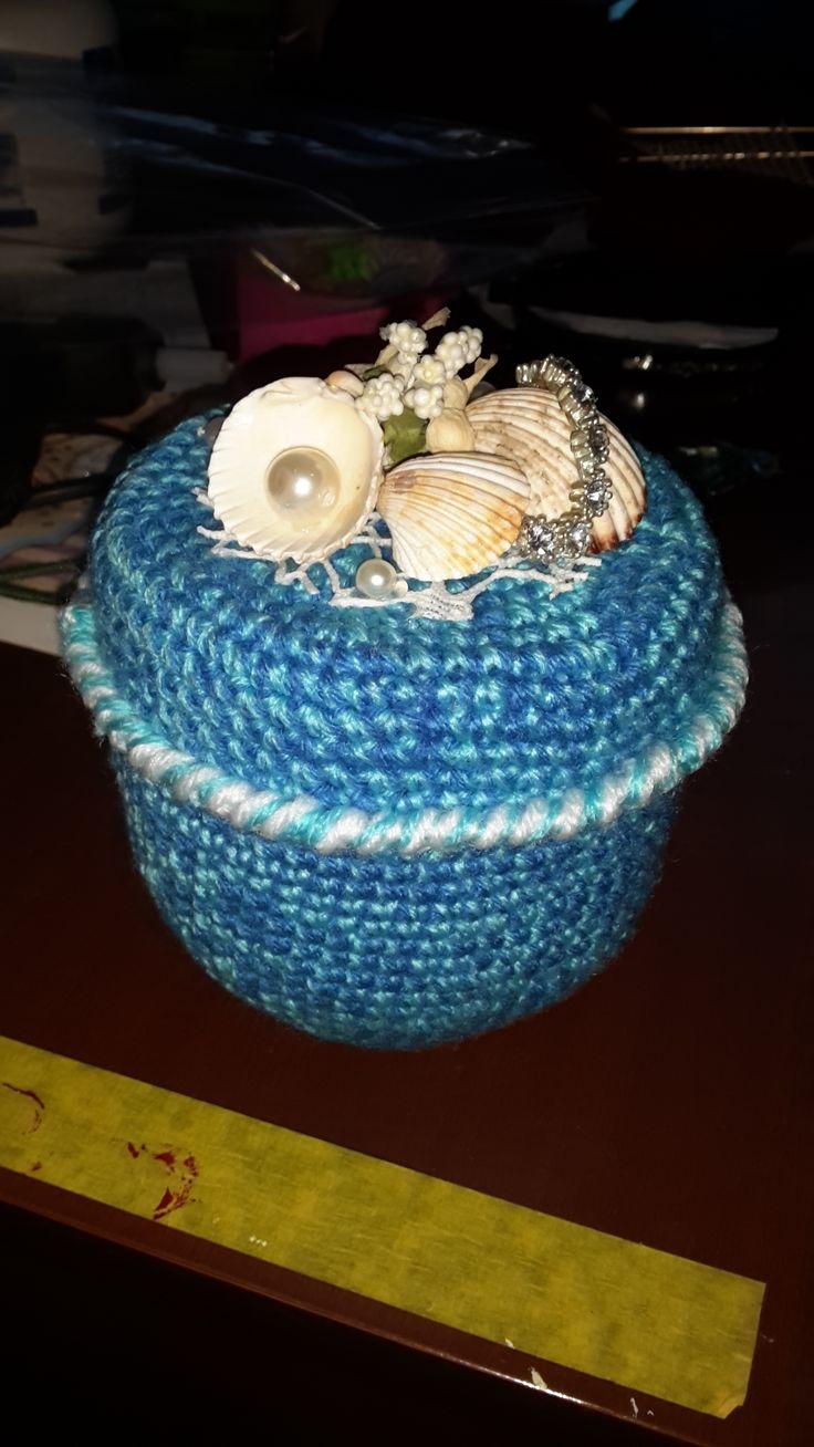 #crochetjewelry