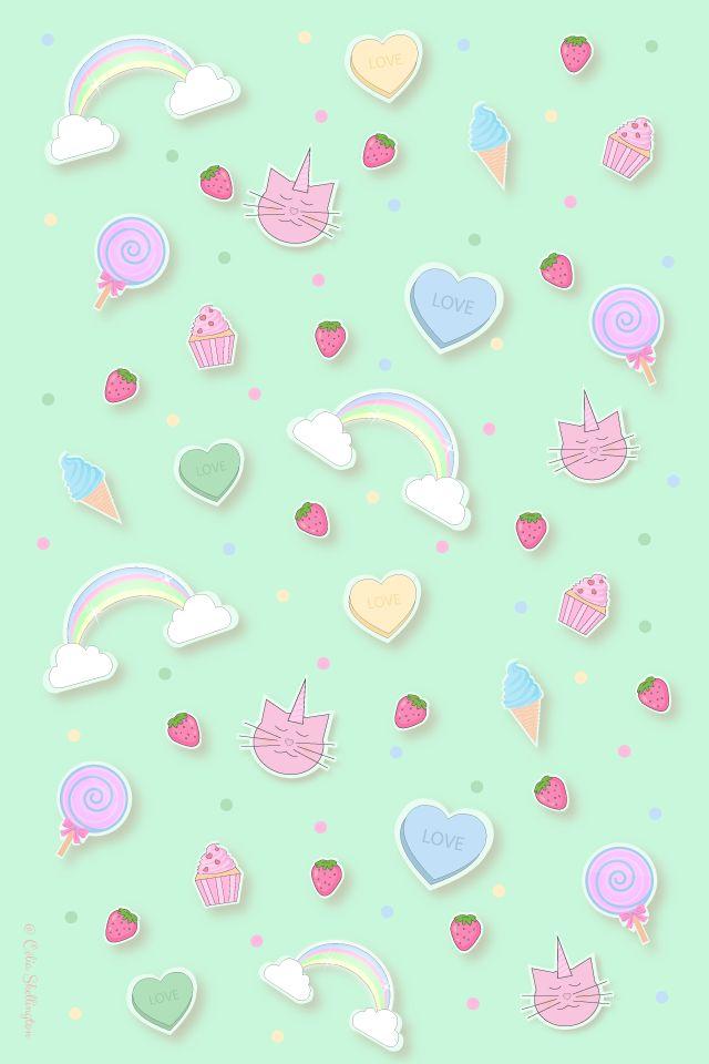 Kawaii Wallpapers iPhone 4