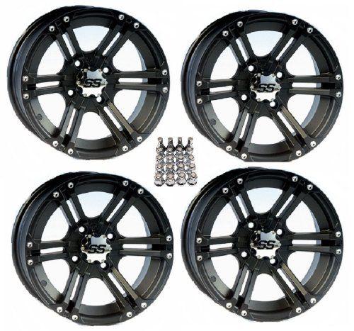 "ITP SS212 ATV Wheels/Rims Black 12"" Honda Rincon Yamaha Rhino Kawasaki Brute Force Suzuki KingQuad (4) - http://www.caraccessoriesonlinemarket.com/itp-ss212-atv-wheelsrims-black-12-honda-rincon-yamaha-rhino-kawasaki-brute-force-suzuki-kingquad-4/  #Black, #Brute, #Force, #Honda, #Kawasaki, #KingQuad, #Rhino, #Rincon, #SS212, #Suzuki, #WheelsRims, #Yamaha #ATV, #ATV-Wheels, #Tires-Wheels"