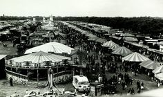 Newcastle Hoppings, Town Moor, Newcastle upon Tyne 1964 | by Newcastle Libraries