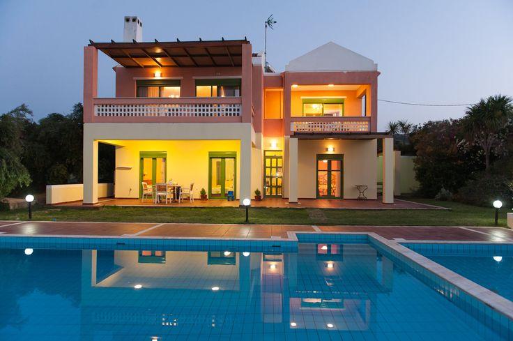 Villa Panorama#giannoudi#crete#www.villapanoramacrete.gr