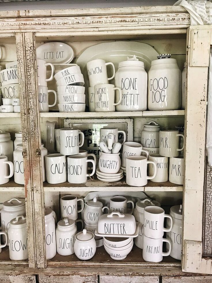 My Rae Dunn Collection Amp FAQs Cottage Style LOVE Home Decor Home Remodeling Rustic